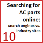 Find out the results of our in-depth analysis on whether using a basic search engine versus dedicated aviation parts sites yields better results